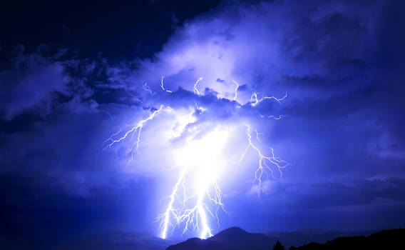 Lightning Monster