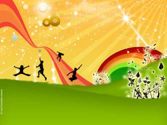 Jump and Slide by jonathanmanas