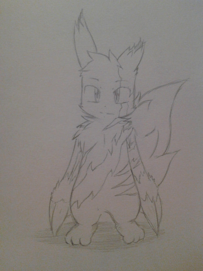 Chase the Zangoose Again by FlameBlood2