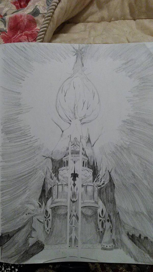 The Underground's Kingdom by FlameBlood2