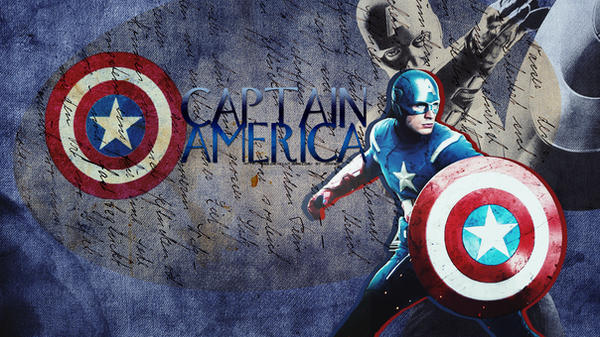 Captain America: The Avengers by Johnny-Panik