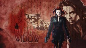 black widow: The Avengers by Johnny-Panik