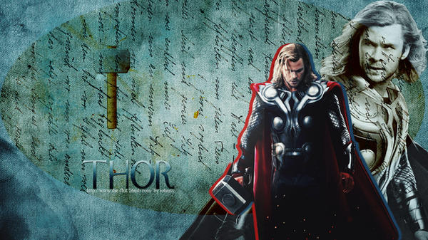 Thor: The Avengers by Johnny-Panik