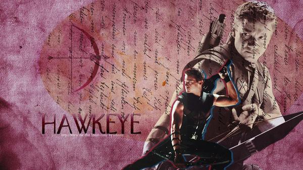 Hawkeye: The Avengers by Johnny-Panik