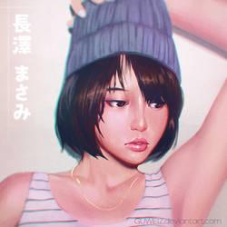 Nagasawa Masami by GUWEIZ