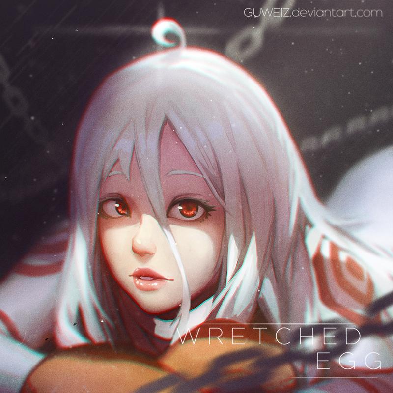 Shiro~ by GUWEIZ