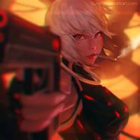 Hellfire! by GUWEIZ