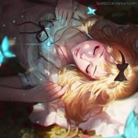 Asleep~ by GUWEIZ