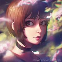 Blossom~ by GUWEIZ