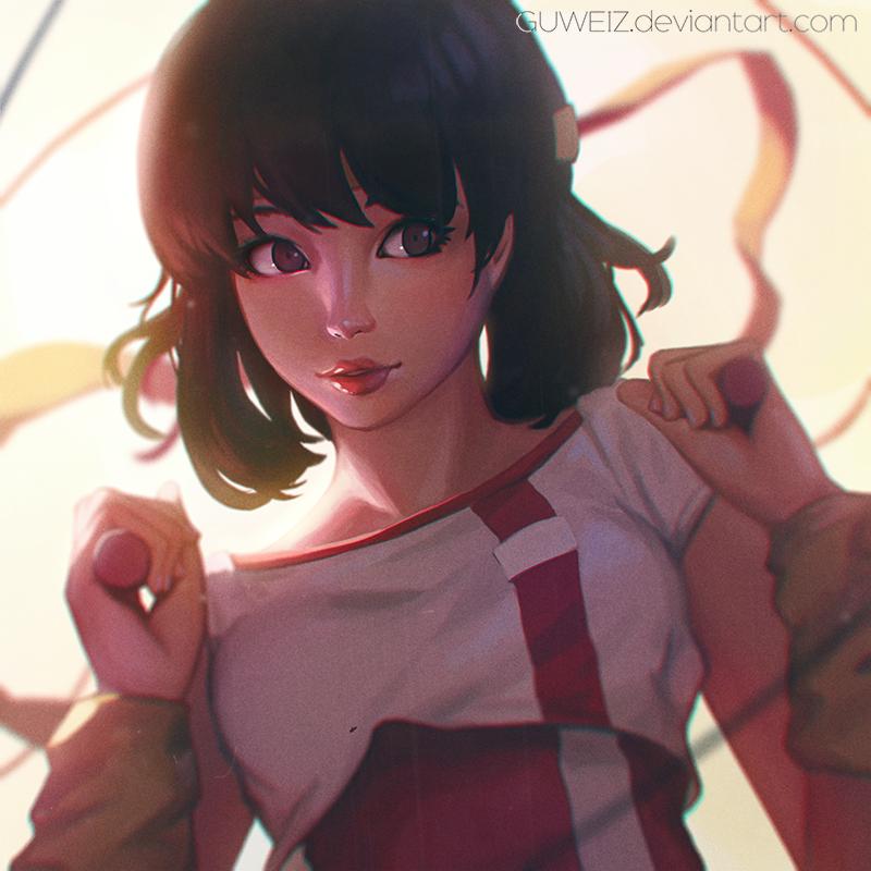 Takaya Noriko! by GUWEIZ