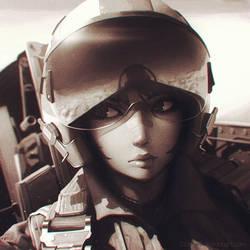 Pilot~ by GUWEIZ