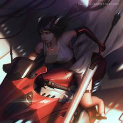 Lance! by GUWEIZ