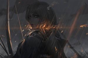 Archer by GUWEIZ