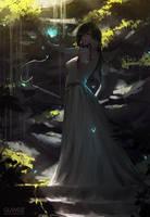 Sorceress by GUWEIZ