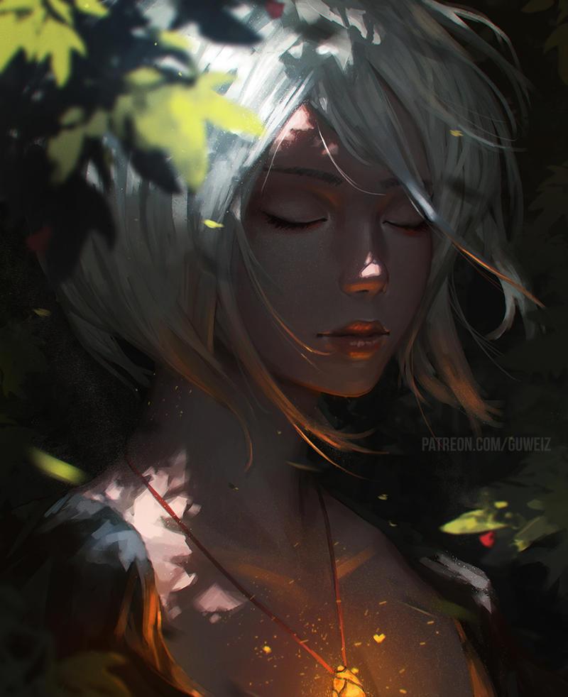 Irozameru, Komorebi [色褪める木漏れ日] - [Genin] Fairy_by_guweiz-d9jr7ut