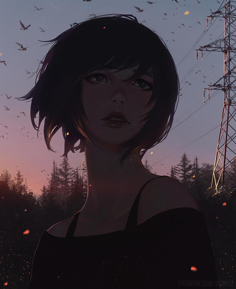 Firefly by GUWEIZ