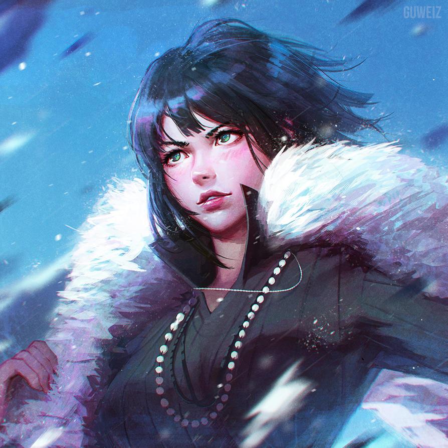Fubuki! by GUWEIZ