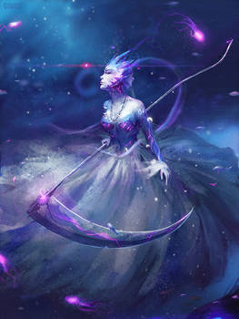 Abyssal Huntress