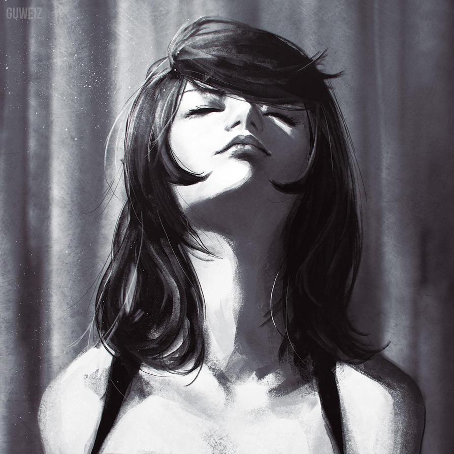 Silence by GUWEIZ