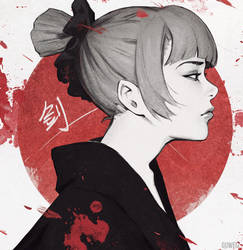 Blade by GUWEIZ
