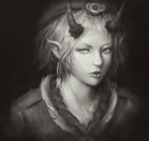 Grey by GUWEIZ