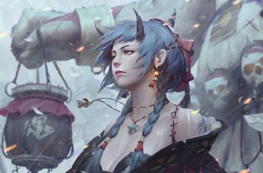 Reaper by GUWEIZ