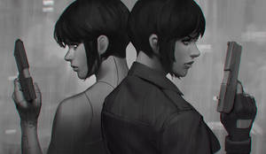 Ghost In The Shell - 1