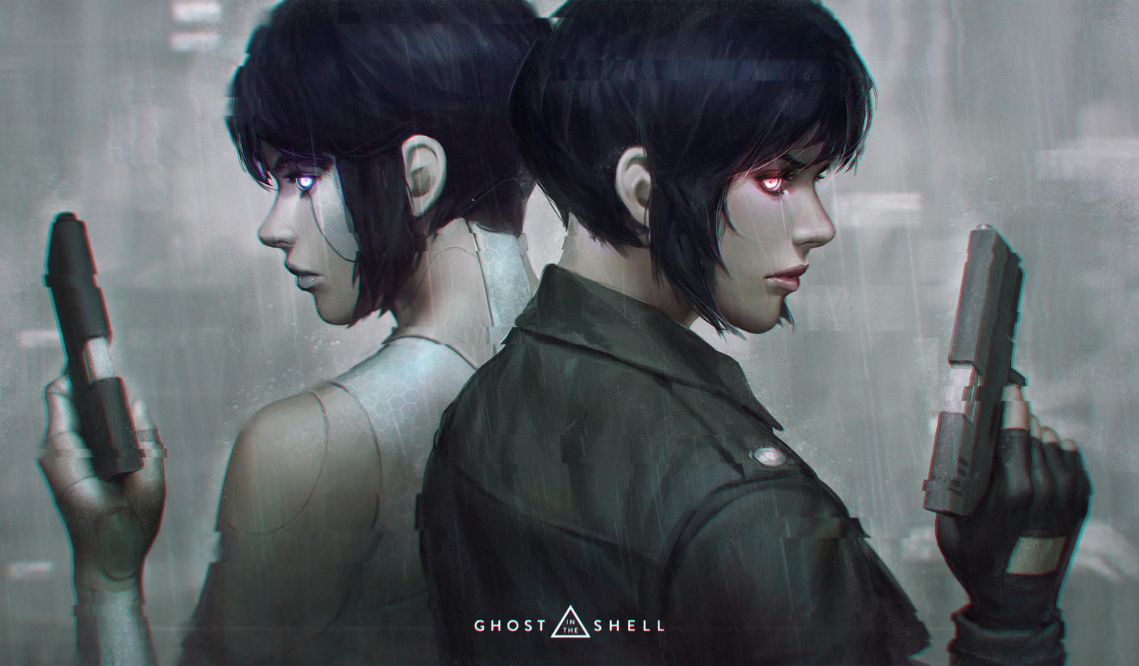 how to watch ghost in a shell