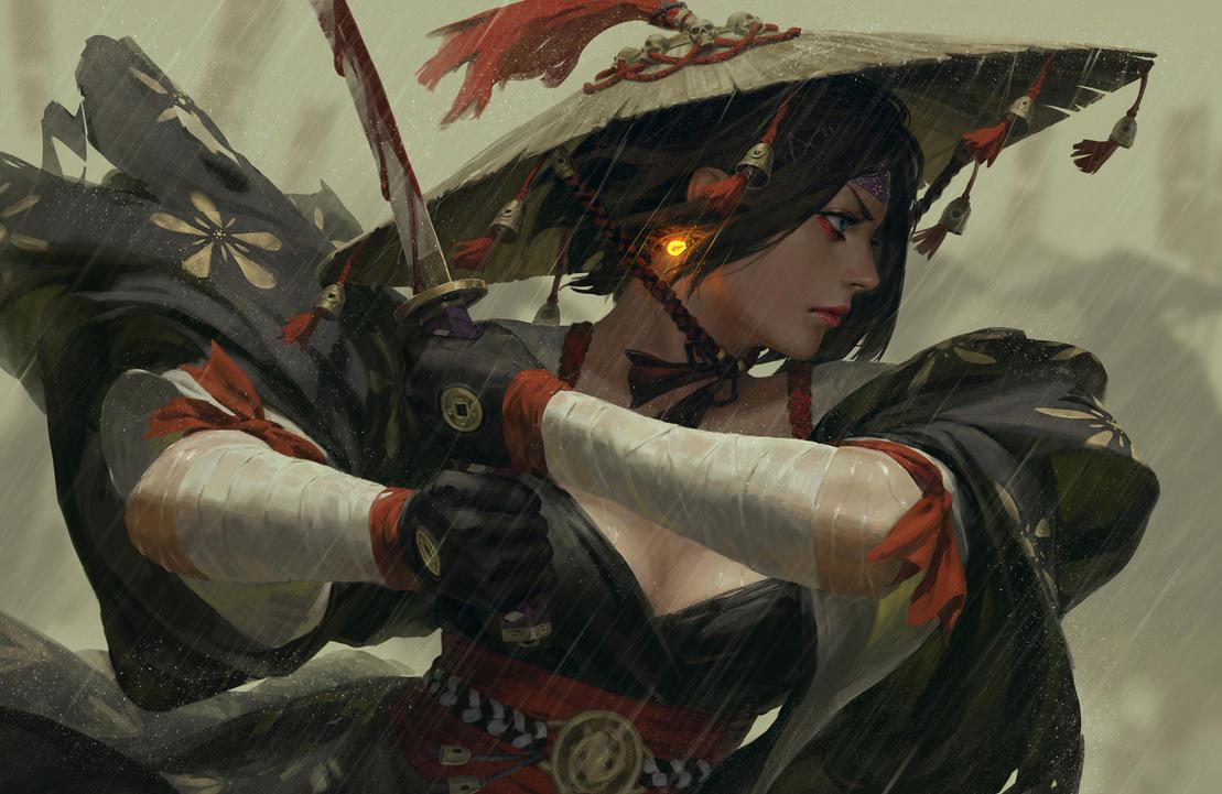 Galeria de Arte: Ficção & Fantasia 1 - Página 39 War_by_guweiz-dbp0ggr