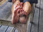 Barefoot in the city #10