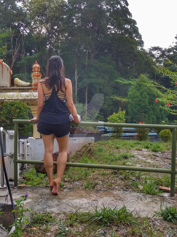 Barefoot hike #47 by jorahtheandal2015