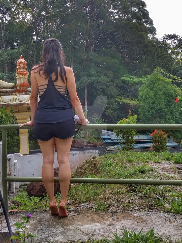 Barefoot hike #48 by jorahtheandal2015