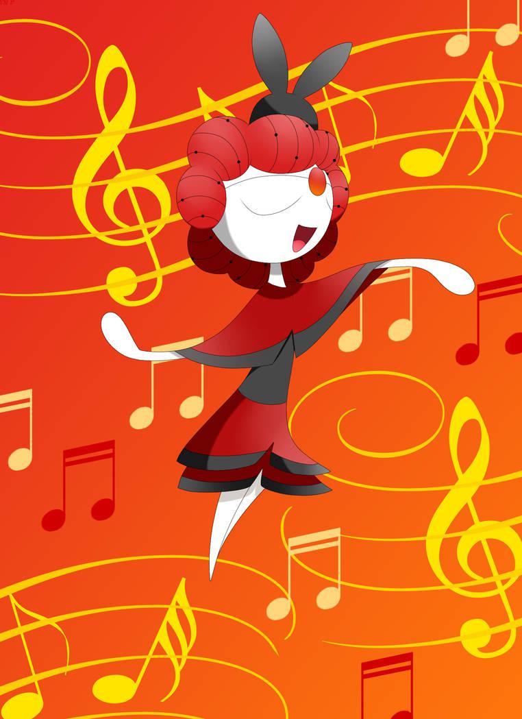 Graceful Flamenco
