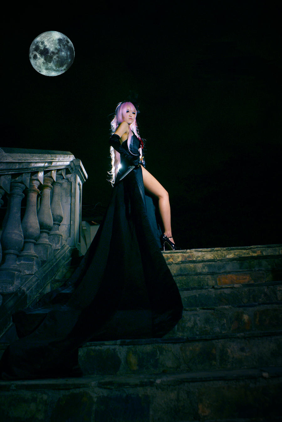 Cendrillon : Stairway to Heaven by Cosmic-Decadence