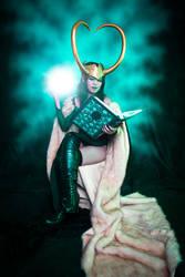 Lady Loki: Spellbound