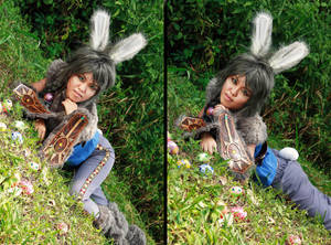 Rise of the Guardians: E. Aster Bunnymund