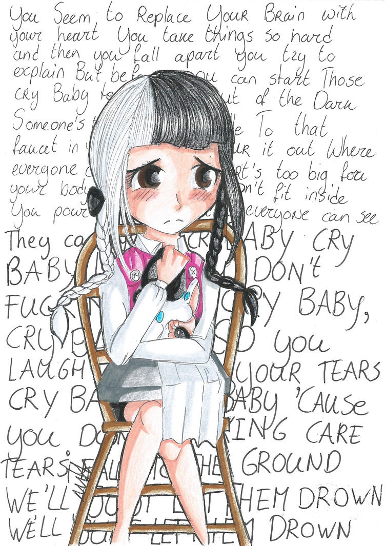 Melanie Martinez  Cry Baby By Neobubbles