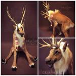 Rusty the Western Reindeer C.R.EATURE