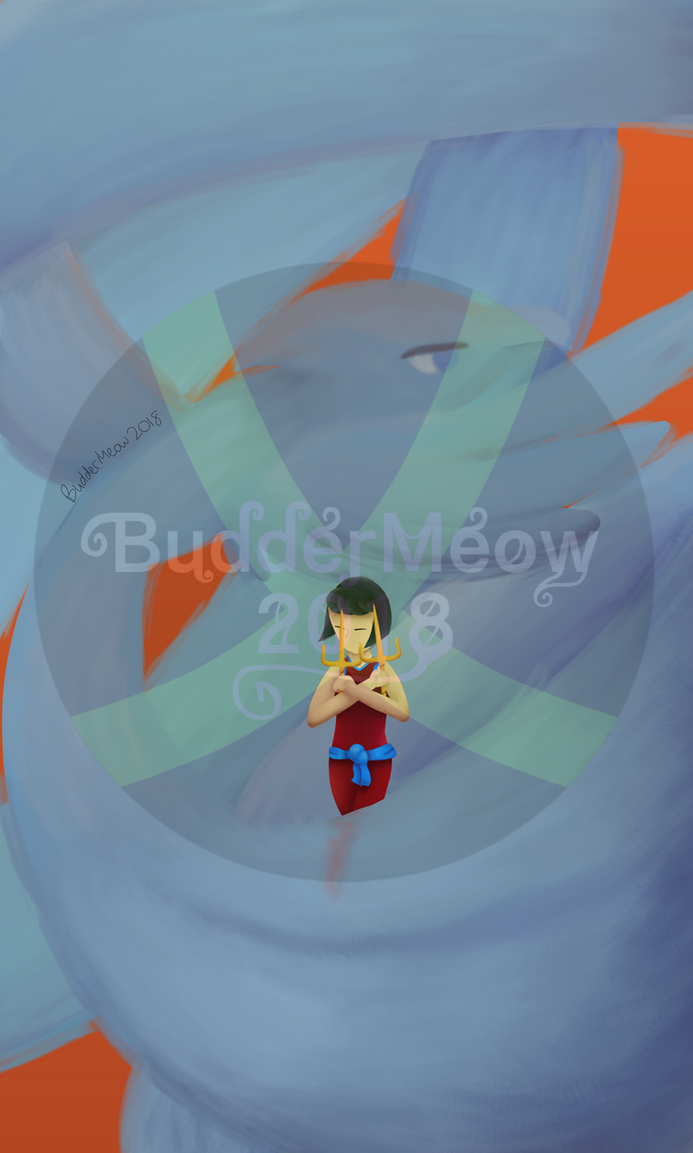 .:Ninjago:. Wings of Water by BudderMeow