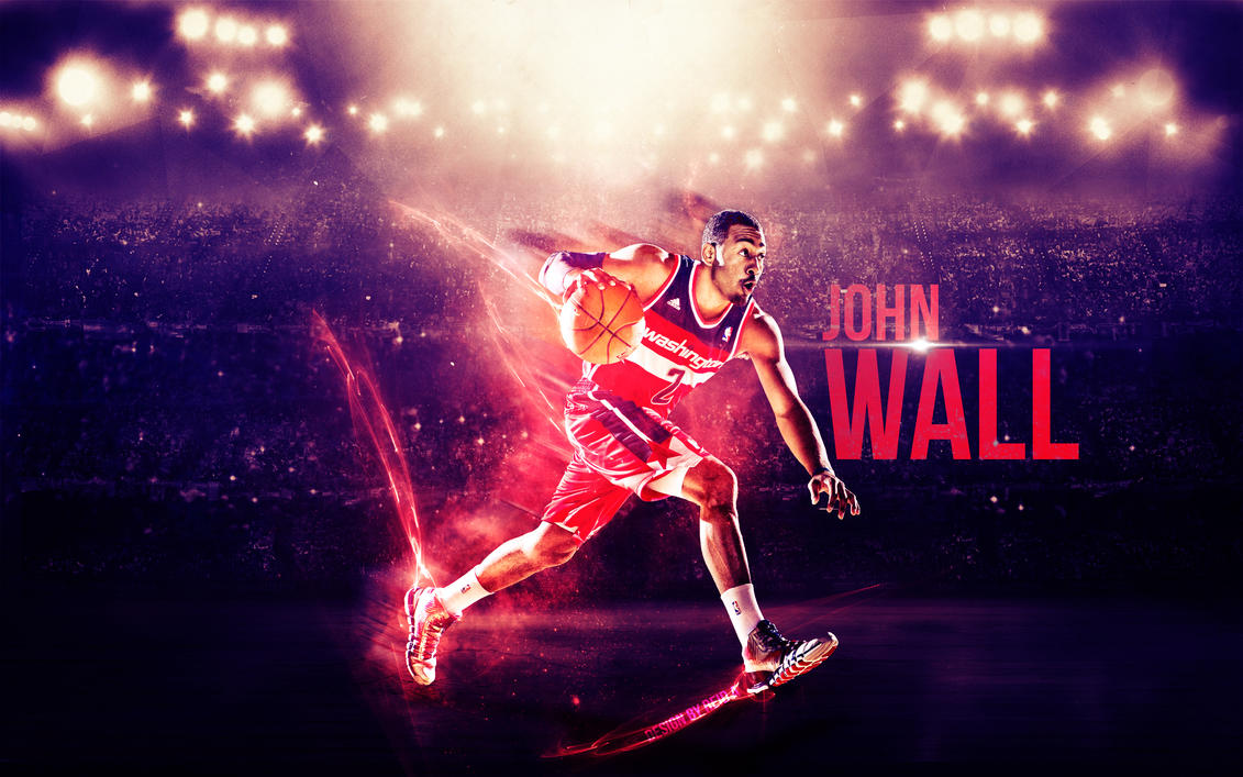 16 Luxury Pubg Wallpaper Iphone 6: John Wall Wallpaper By Wallofdesigns On DeviantArt