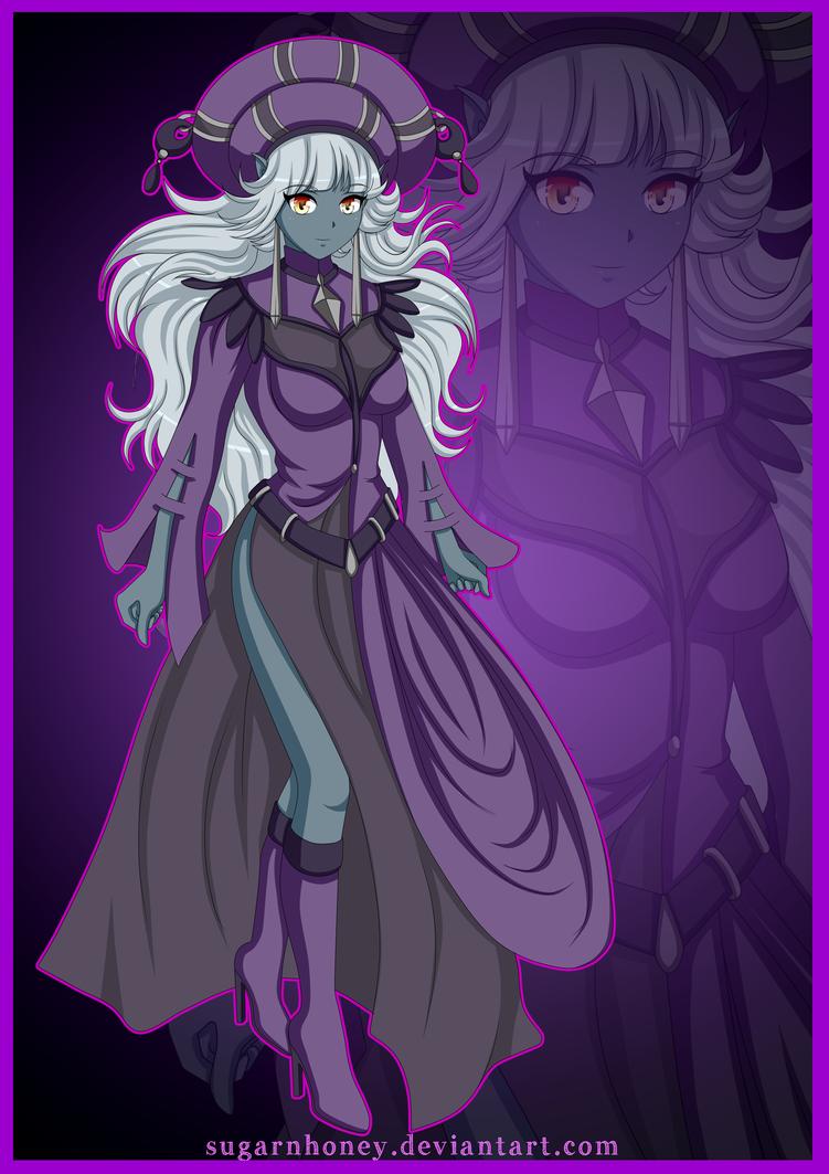 Dark Priest Level 2 by sugarnhoney
