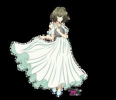 Flowing Skirt Kaede