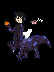 Jasper Eudo the Salamander