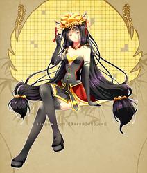 commission-Adira by Rosuuri