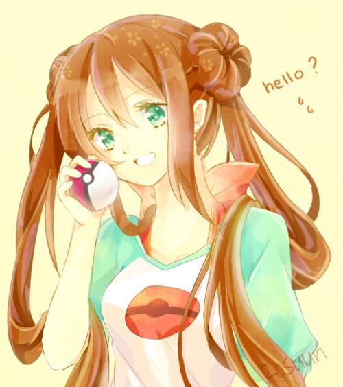 Hello by Rosuuri