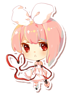 Bubblegum Pinku by Rosuuri