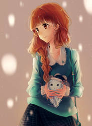 Rini Doodle by Rosuuri