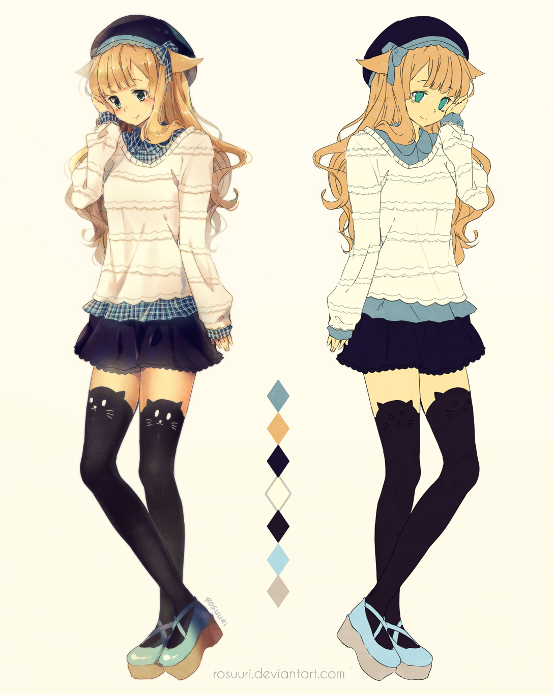 Adopt - Riel by Rosuuri