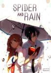 Spider and Rain (Manga Cover) - RESTOCKED