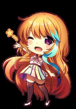 Chibi Seiko for Poptaku